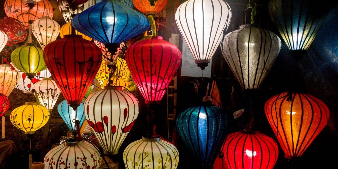 Hoi An Lantern Festival Vietnam