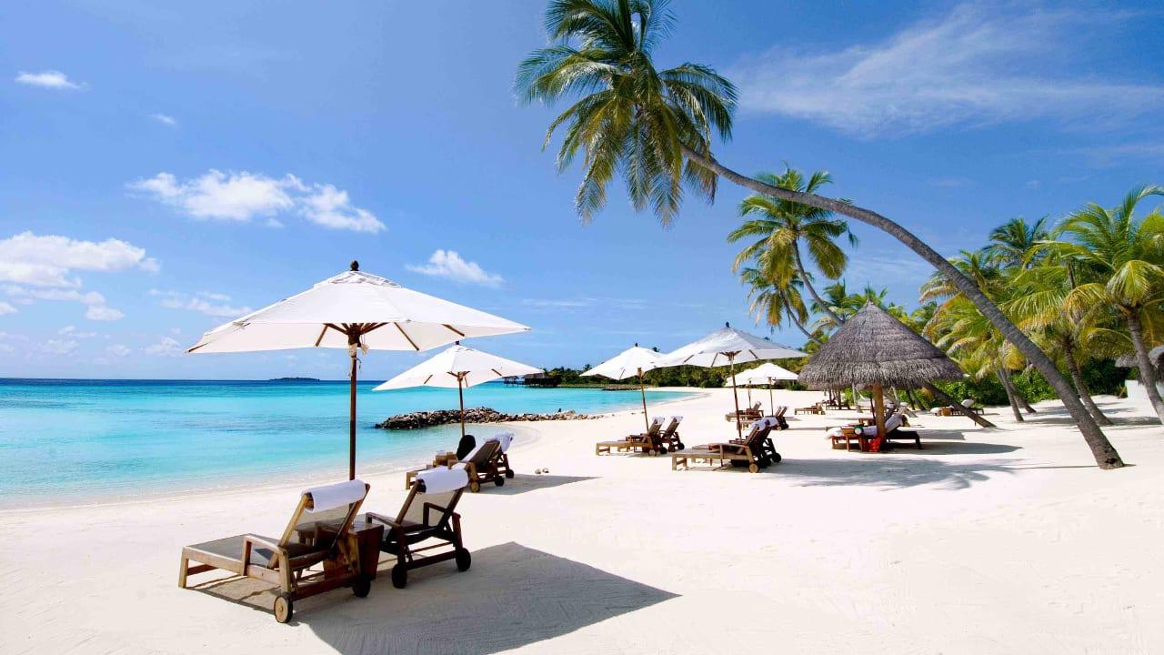 White Sand Beach Nha Trang Vietnam
