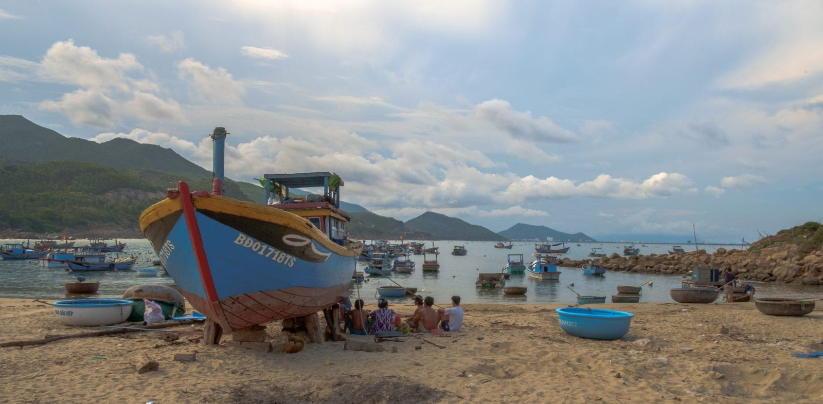 Bai Xep Beach, Binh Dinh