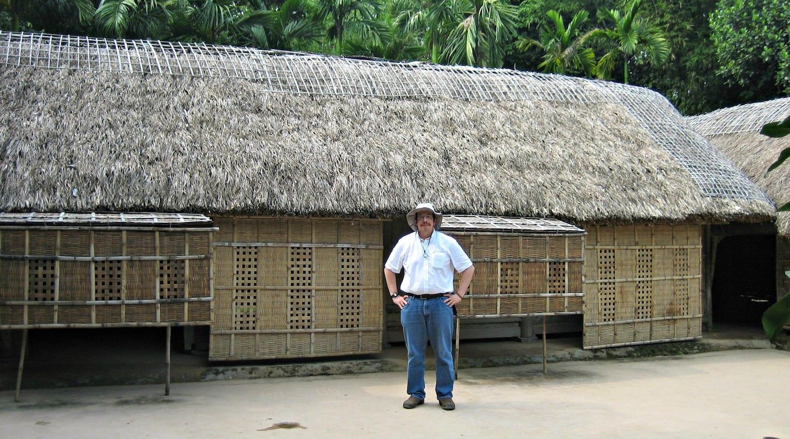 Ho Chi Minh's Boyhood Home, Nghe An
