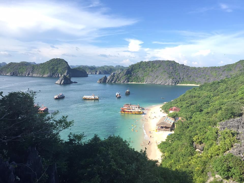 Monkey Island in Hai Phong