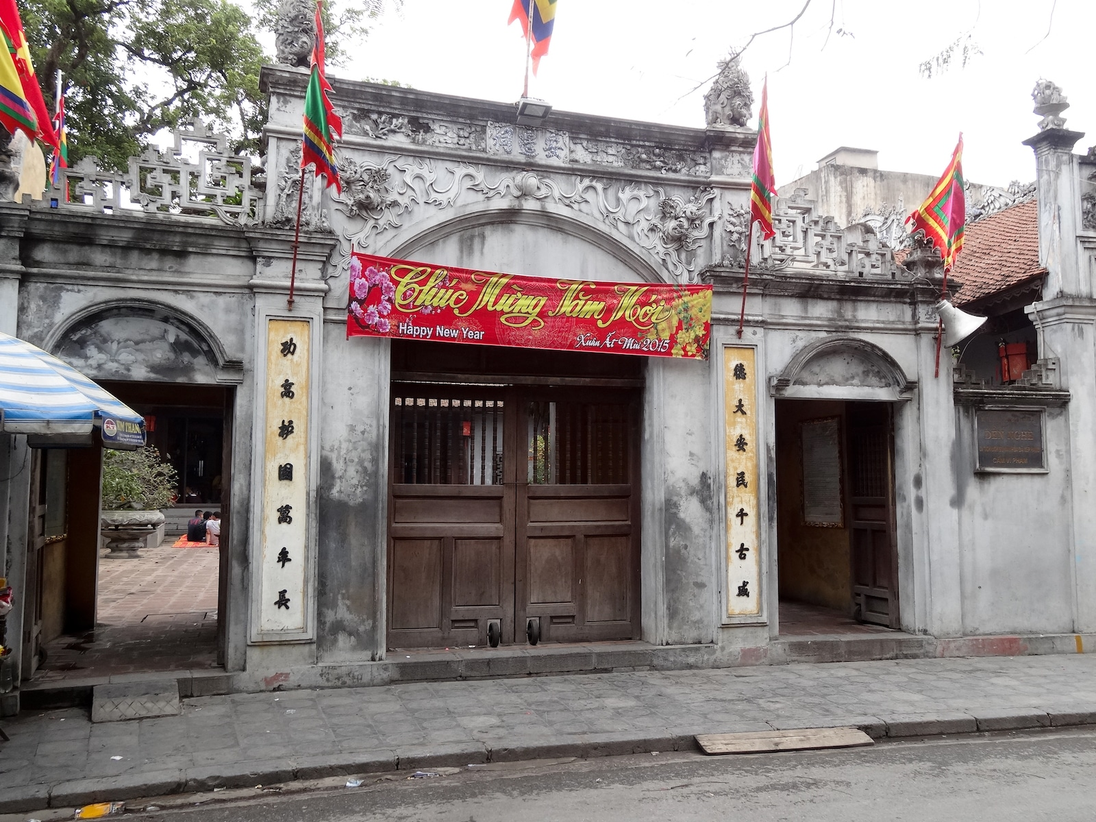 Nghe Temple in Hai Phong