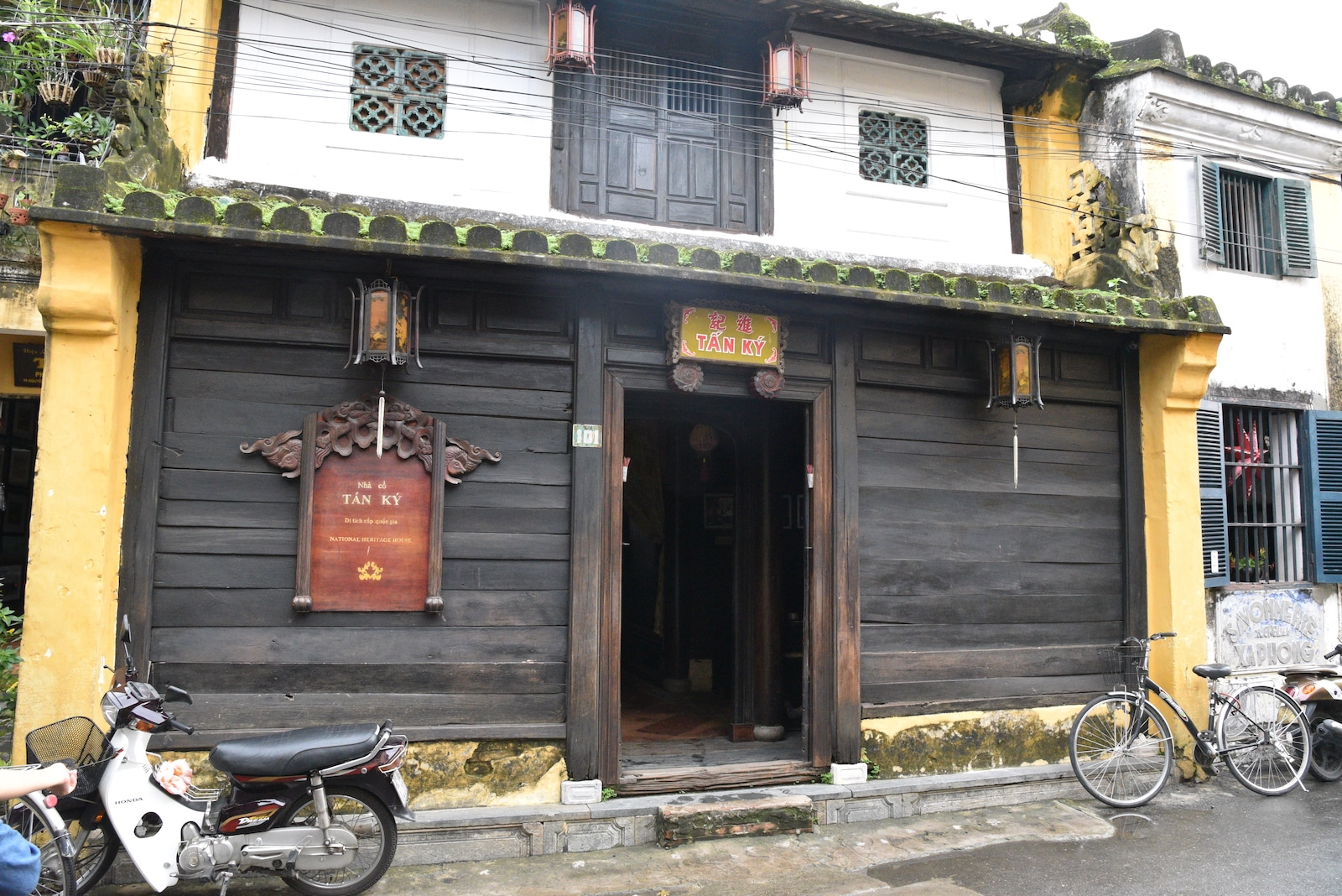 Old House of Tan Ky in Hoi An