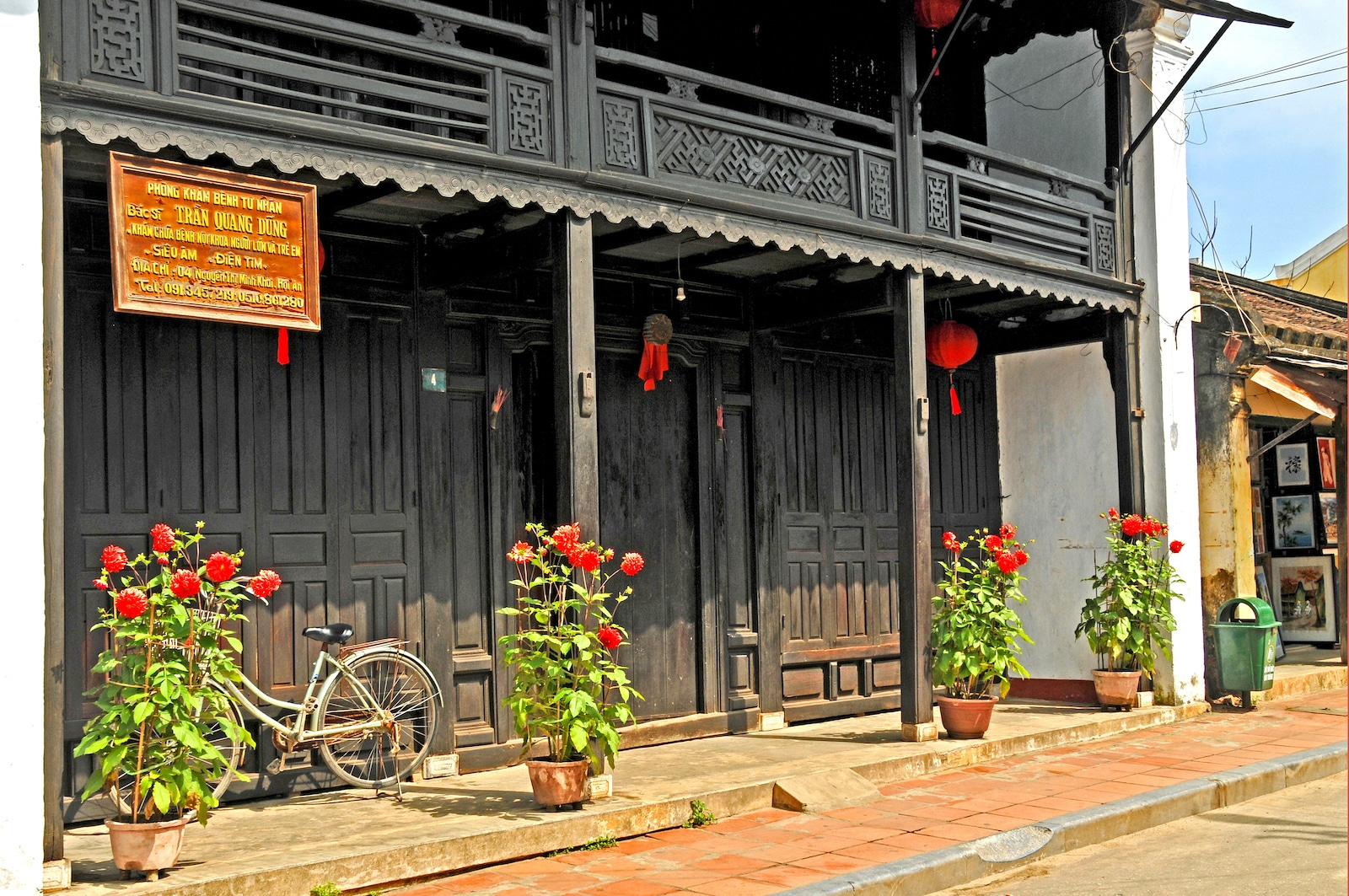 Phung Hung Old House, Hoi An
