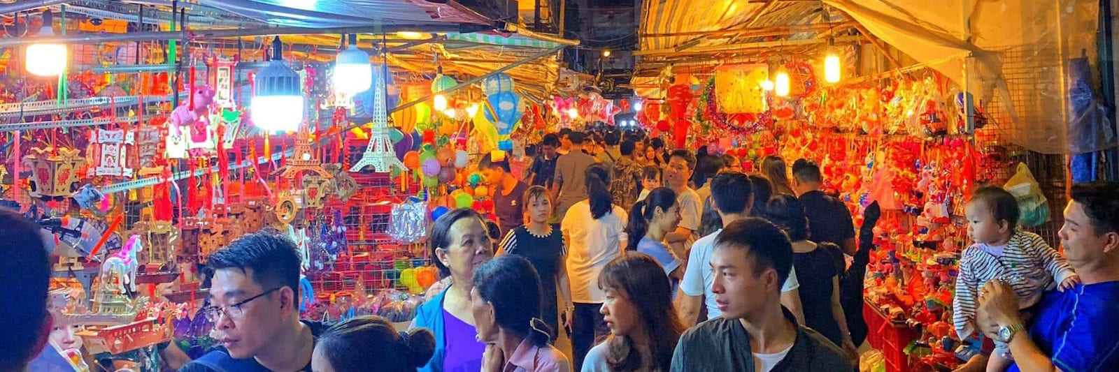 Mid-Autumn Festival Night Market