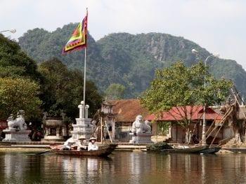 Perfume Pagoda Vietnam Water