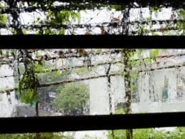 The raining season is starting in Ho Chi Minh City