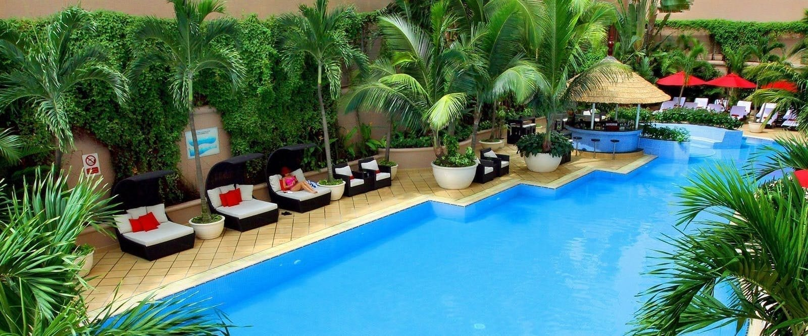 Caravelle hotel Pool