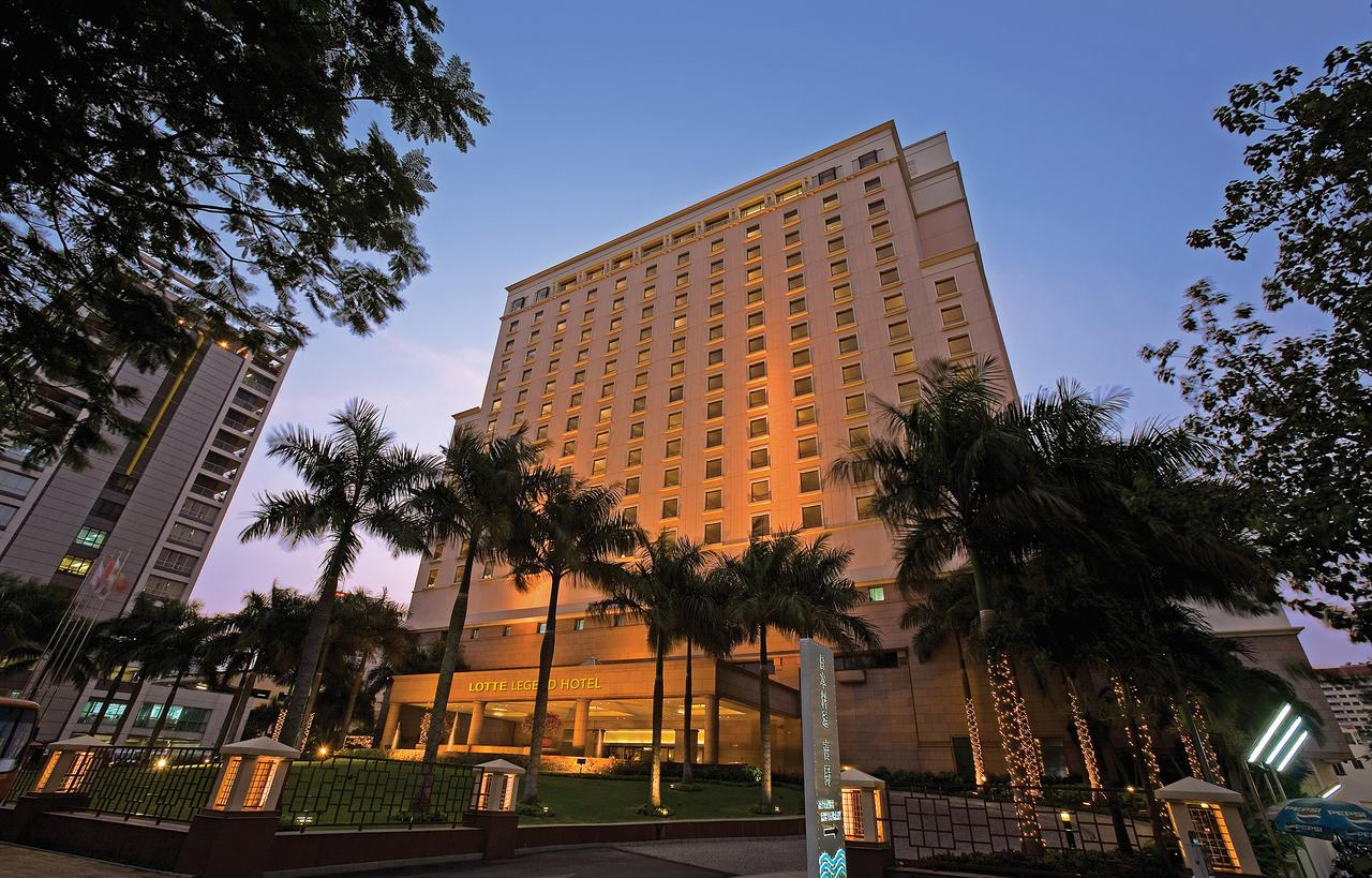 Lotte Legend Hotel Saigon Vietnam