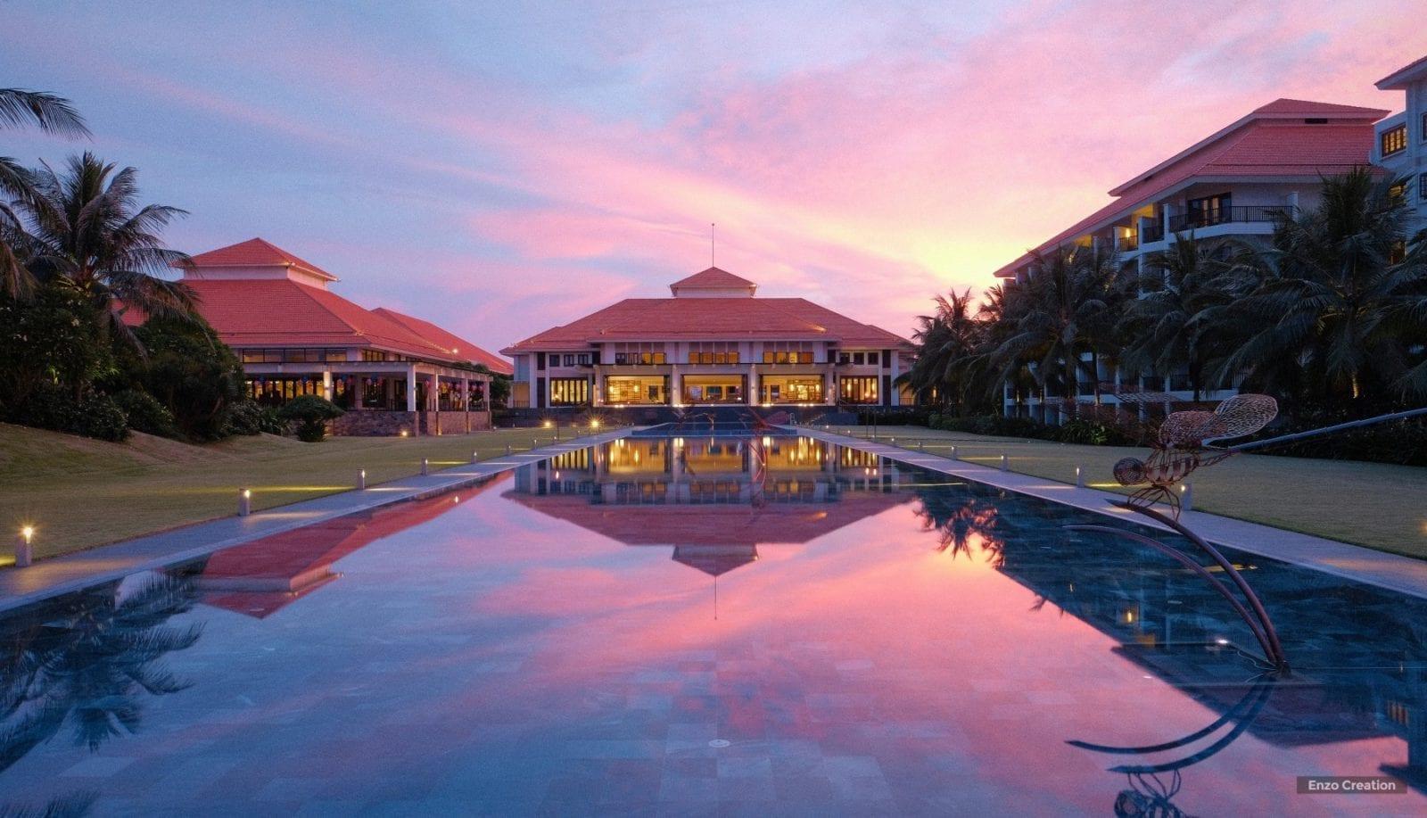 Pullman Danang Beach Resort Vietnam
