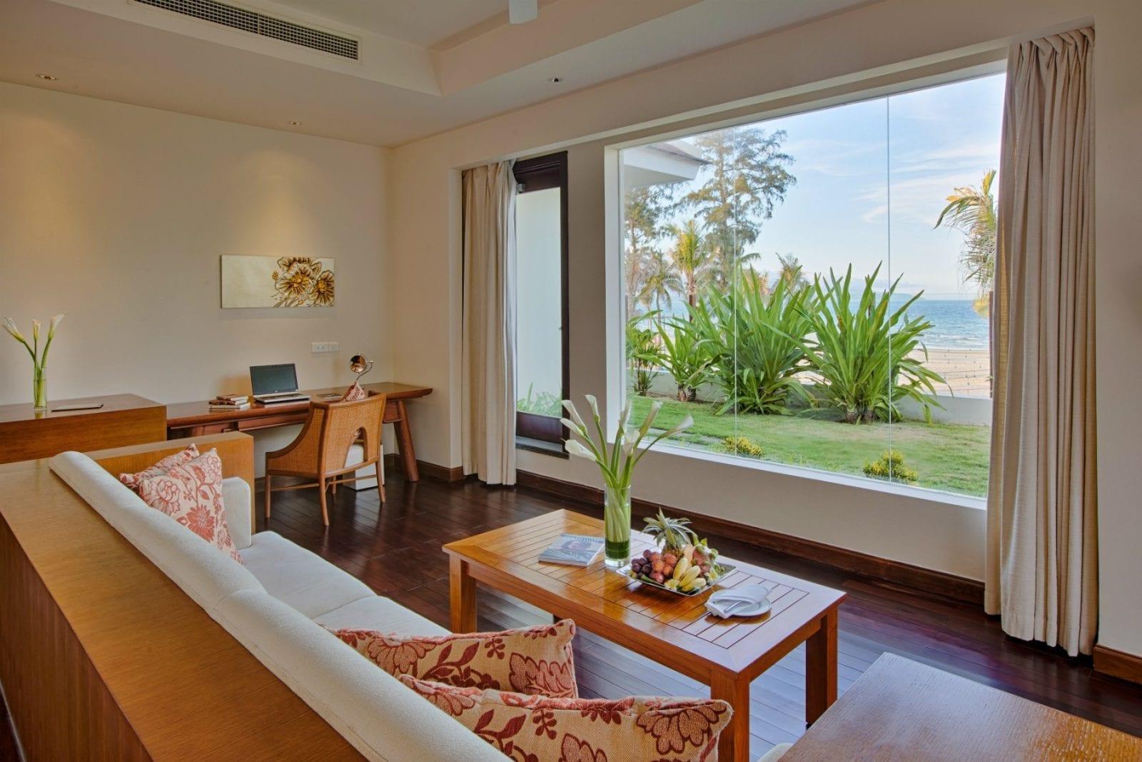 Pullman Danang Beach Resort Room