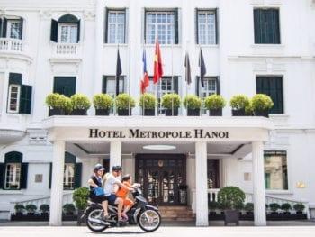 Best Hotels Hanoi Sofitel Legend Metropole Hanoi