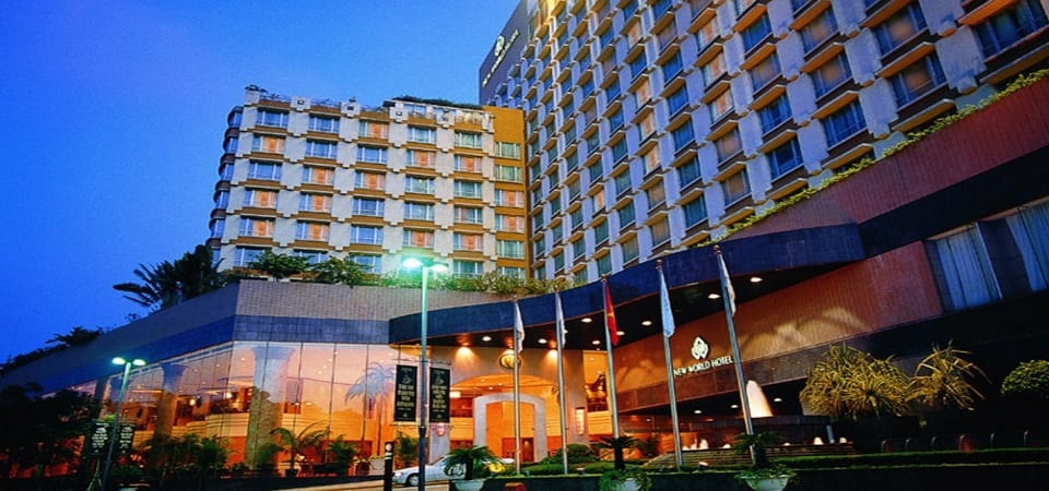 New World Hotel Saigon Vietnam