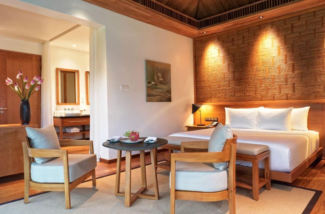 Room at Azerai Can Tho Resort