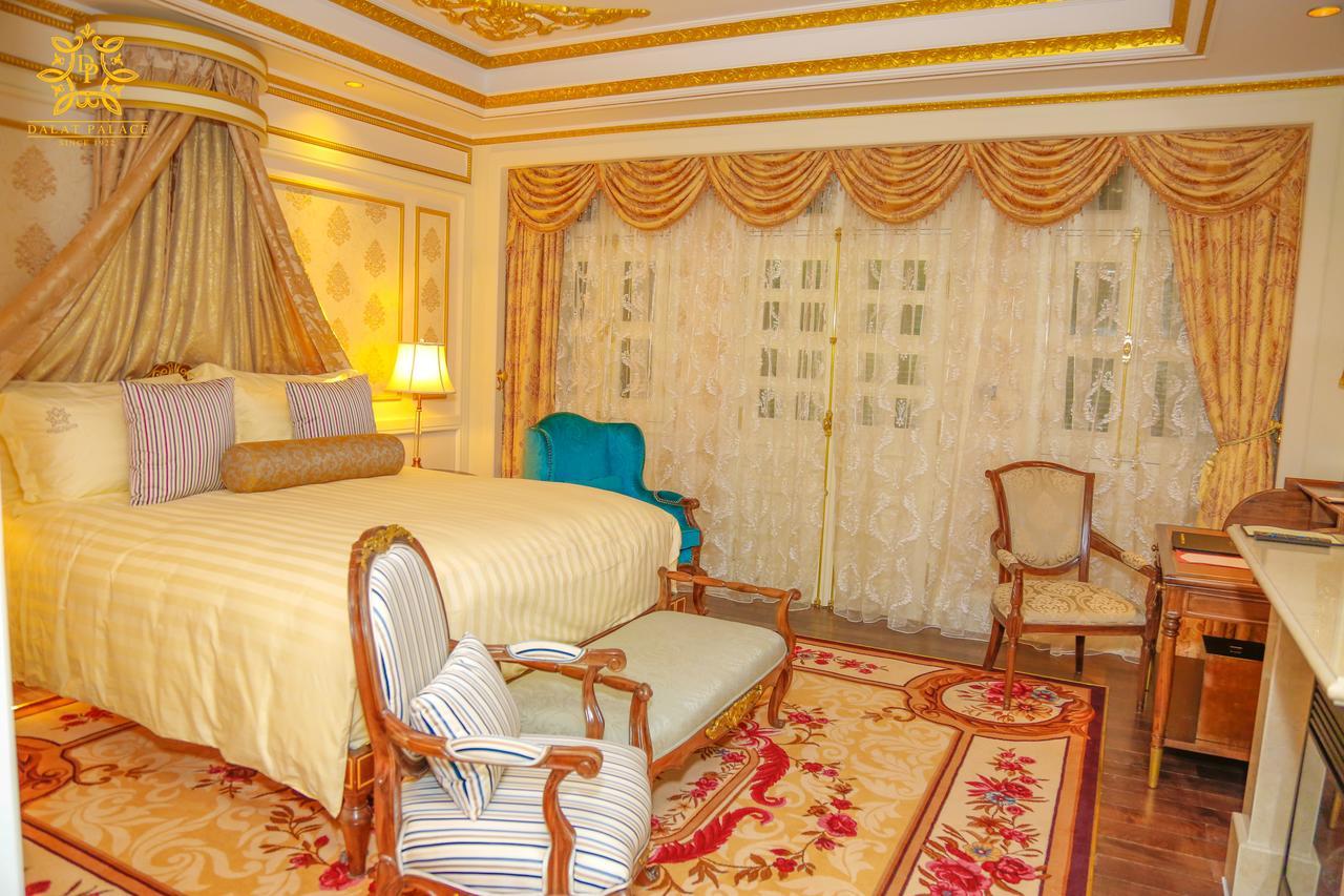 Room at Dalat Palace Heritage Hotel