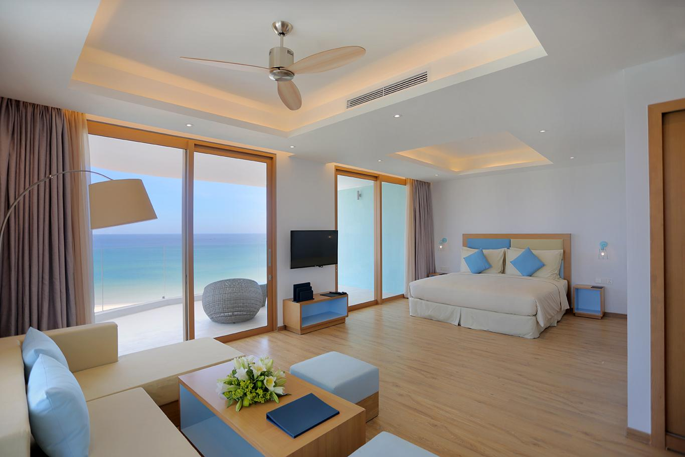 Room at FLC Luxury Hotel Quy Nhon