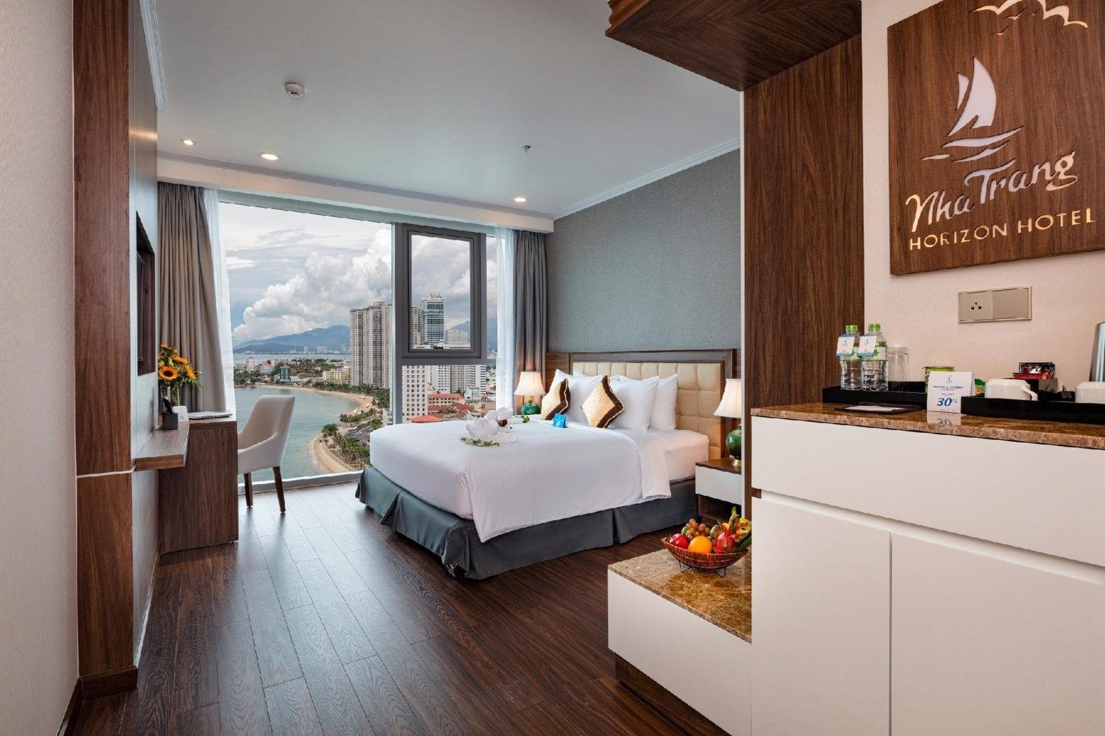 Room at Horizon Hotel Nha trang
