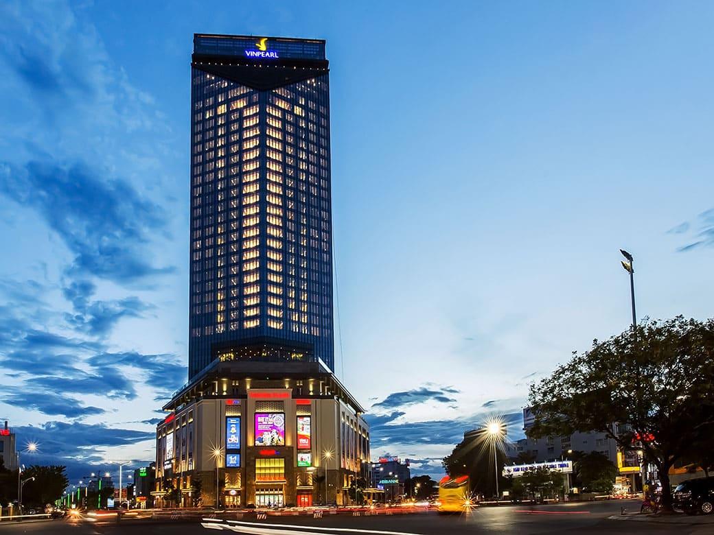 Khách Sạn Vinpearl Hotel Hue