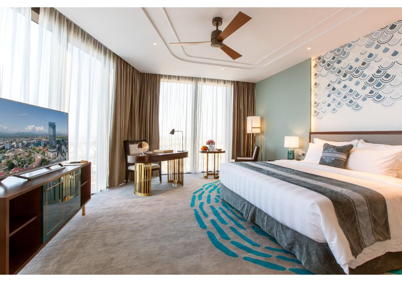 Room at Khách Sạn Vinpearl Hotel Hue