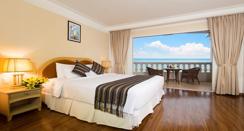Room at Sunrise Nha Trang Beach Hotel & Spa