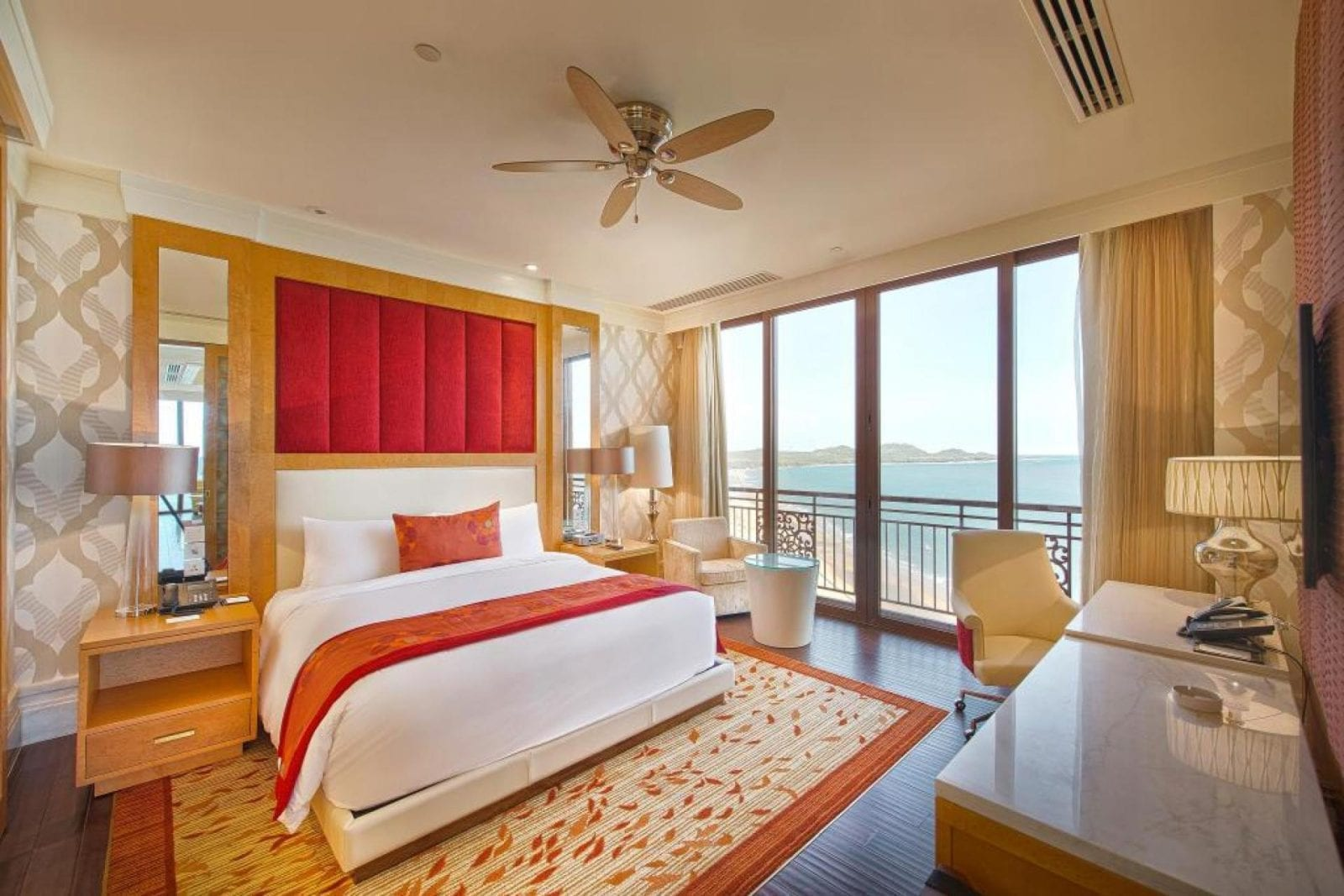 Room at The Grand Hồ Tràm Strip