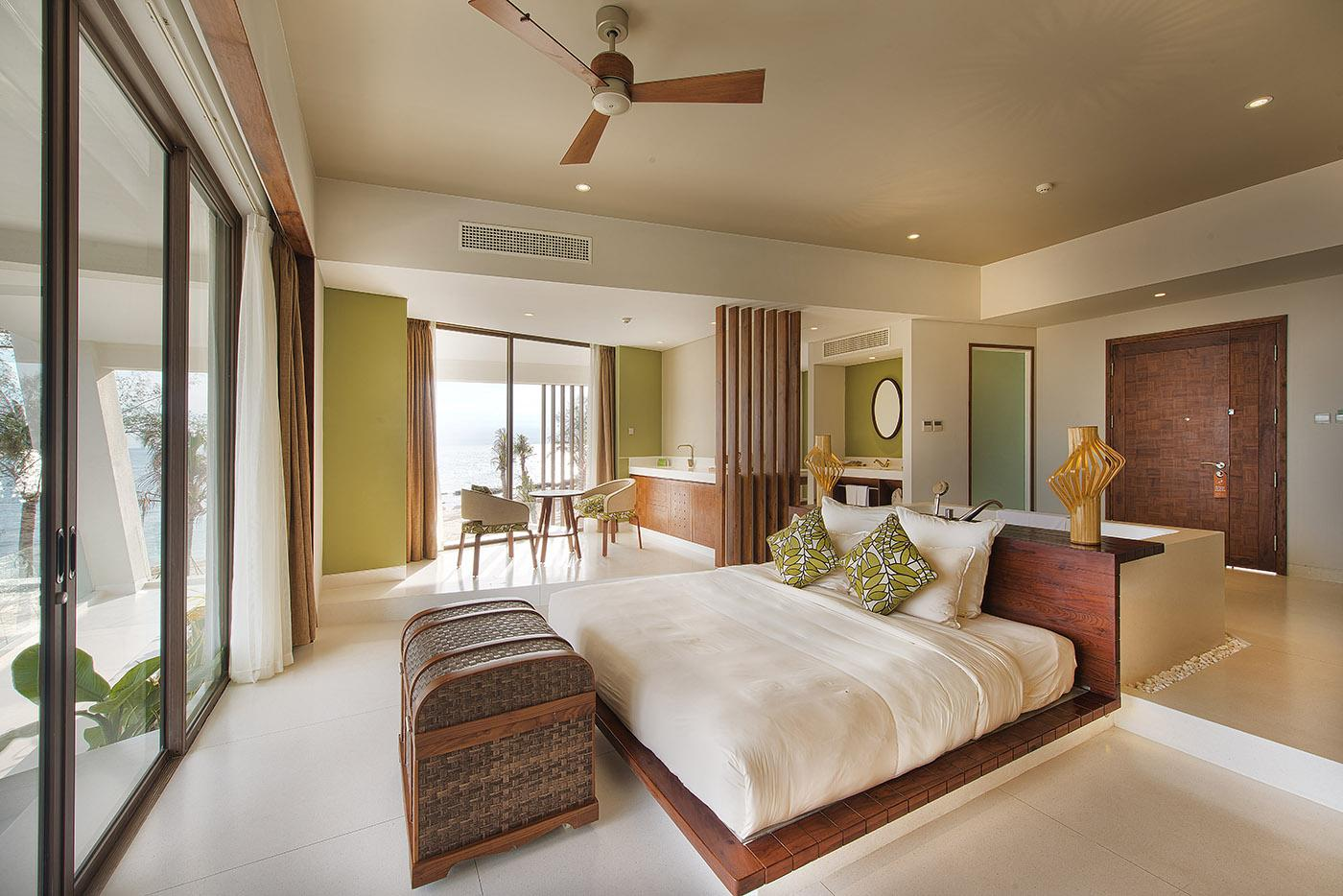 Room at The Shells Resort & Spa Phu Quoc