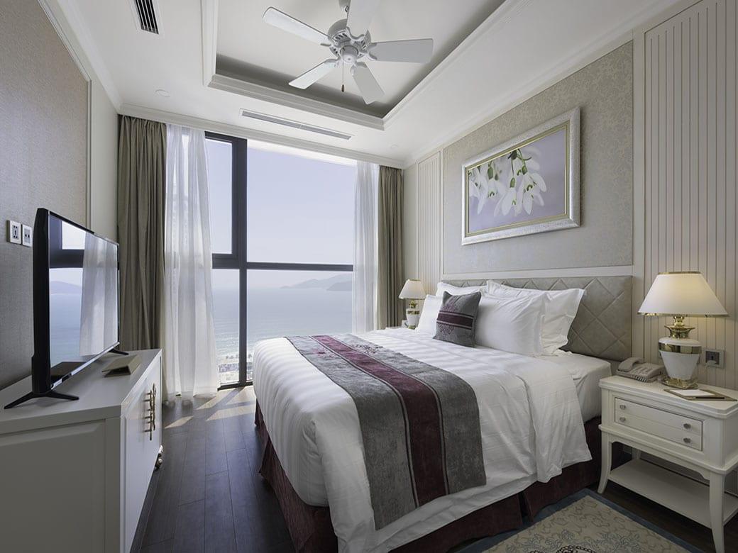 Room at Vinpearl Condotel Empire Nha Trang
