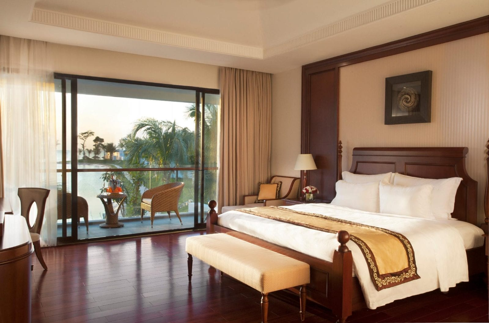Room at Vinpearl Resort & Spa Phu Quoc
