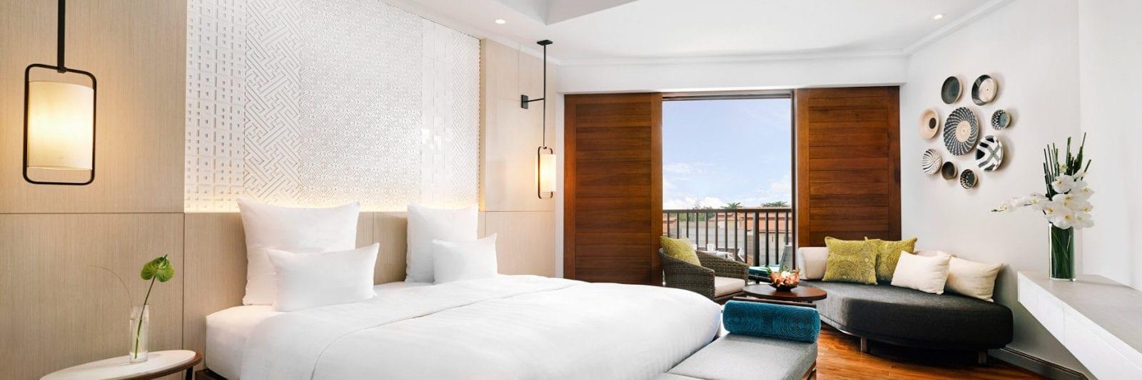5 Star Hotel Pullman Danang Resort Vietnam