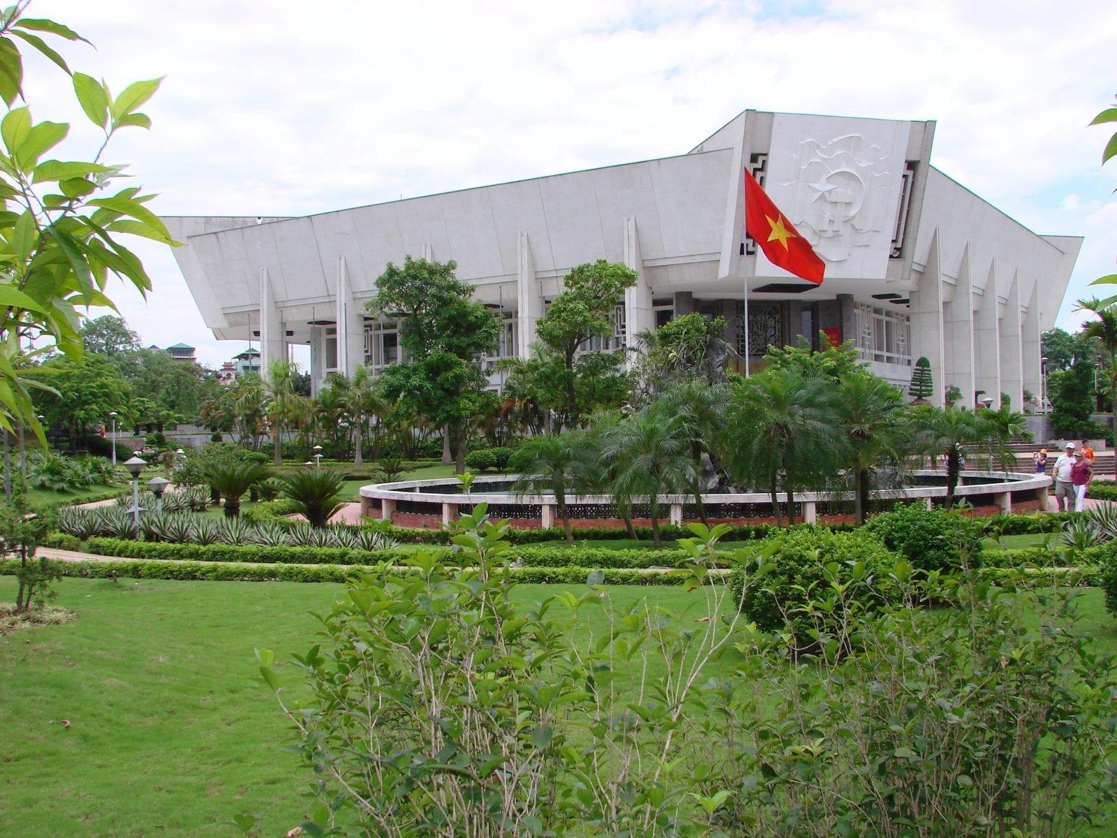 Ho Chi Minh Museum - Hanoi - Vietnam
