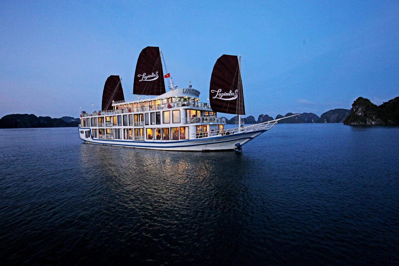 Lapinta Cruise Lan Ha Bay