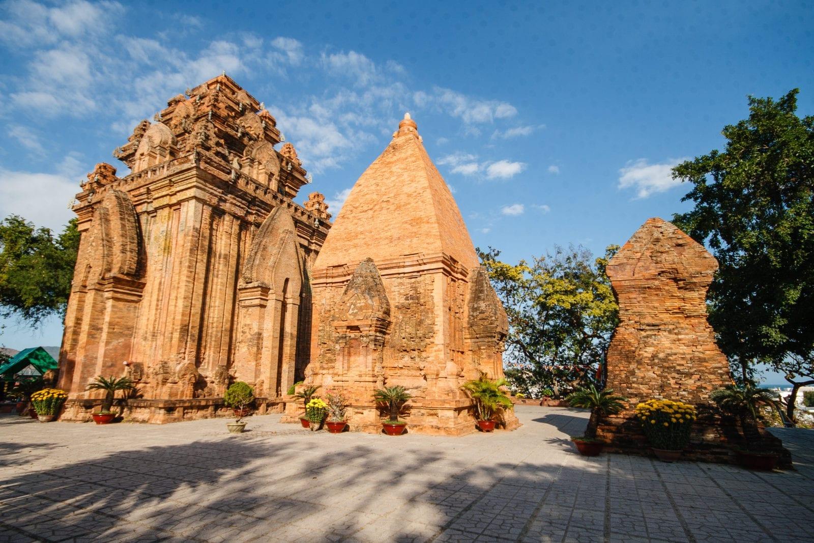 Po Nagar Temple Nha Trang Vietnam