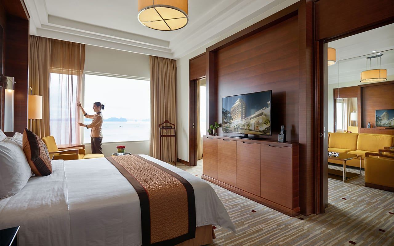 Room at Royal Halong Hotel