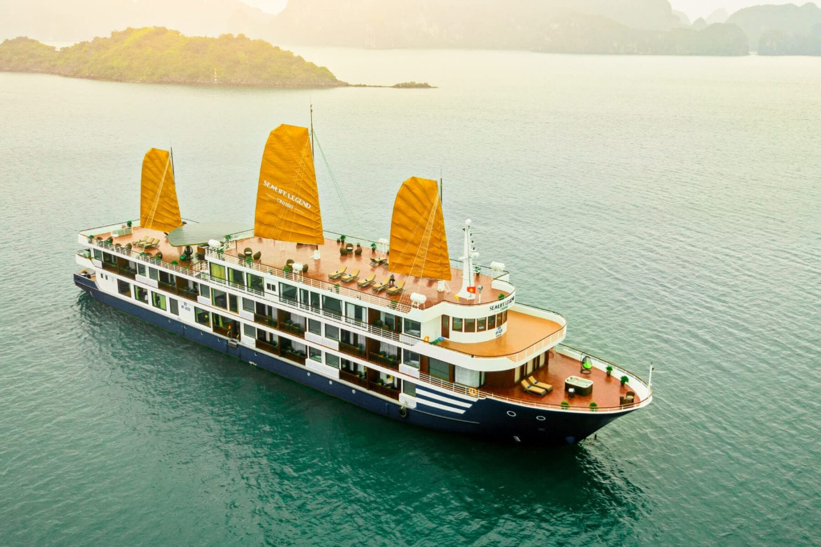 Sealife Legend Cruises Halong