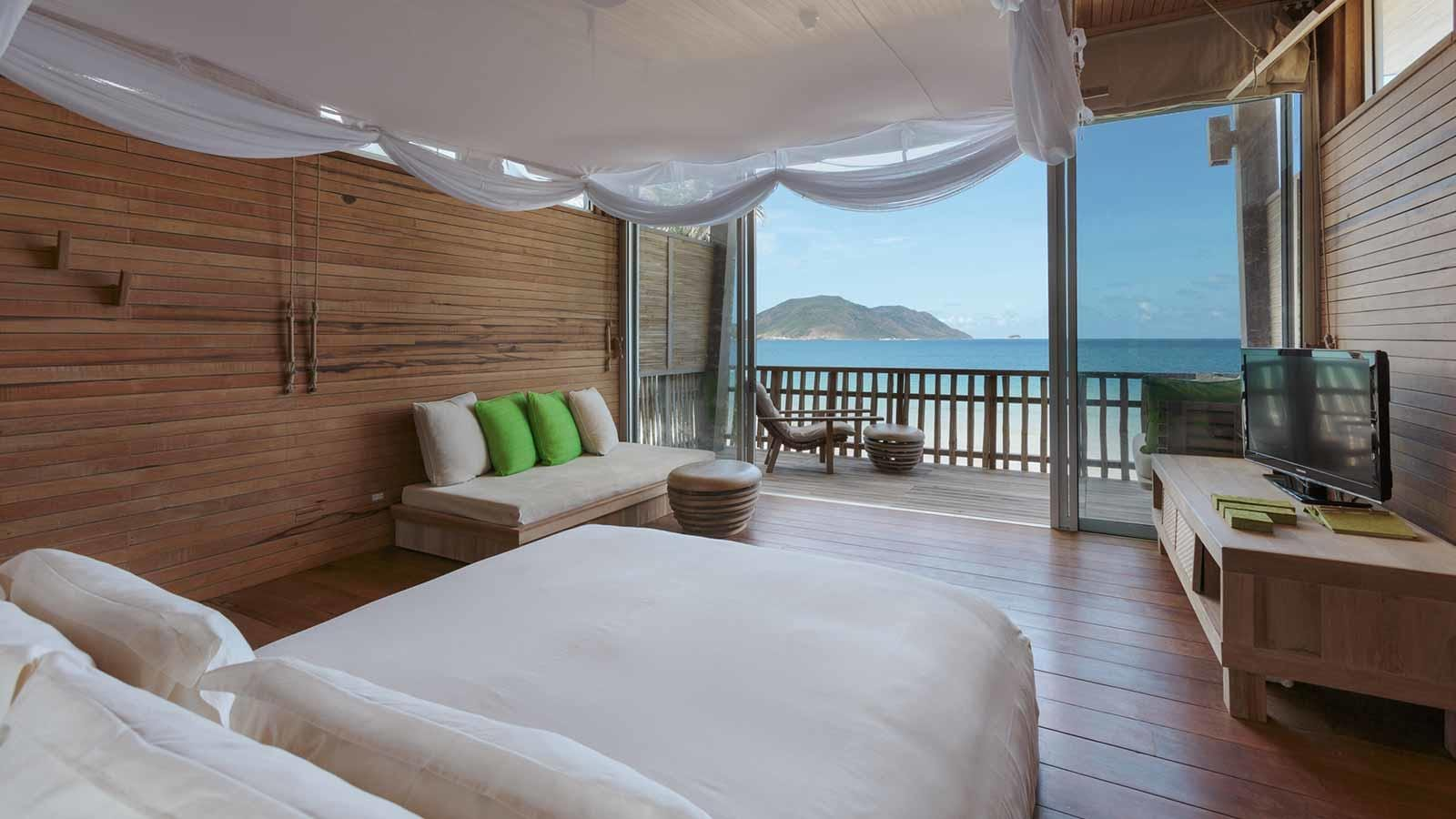 Room at Six Senses Con Dao 5 Star