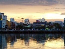 Da Nang Vietnam Oceanfront