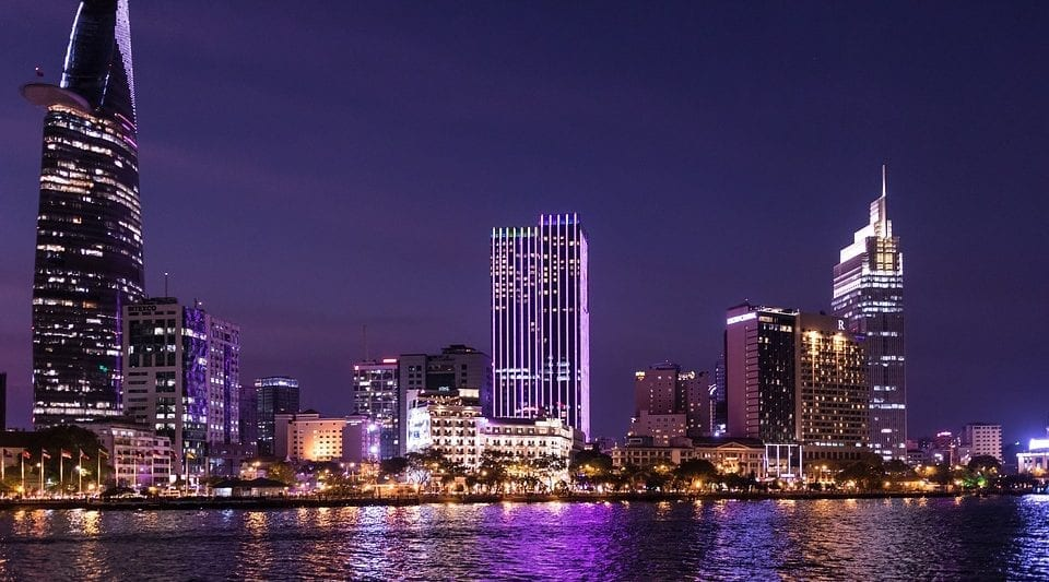 Bitexco Tower Ho Chi Minh City Tourist Attraction
