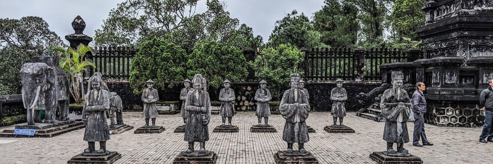 Tombs, Pagodas & Abandoned Water Parks in Hue