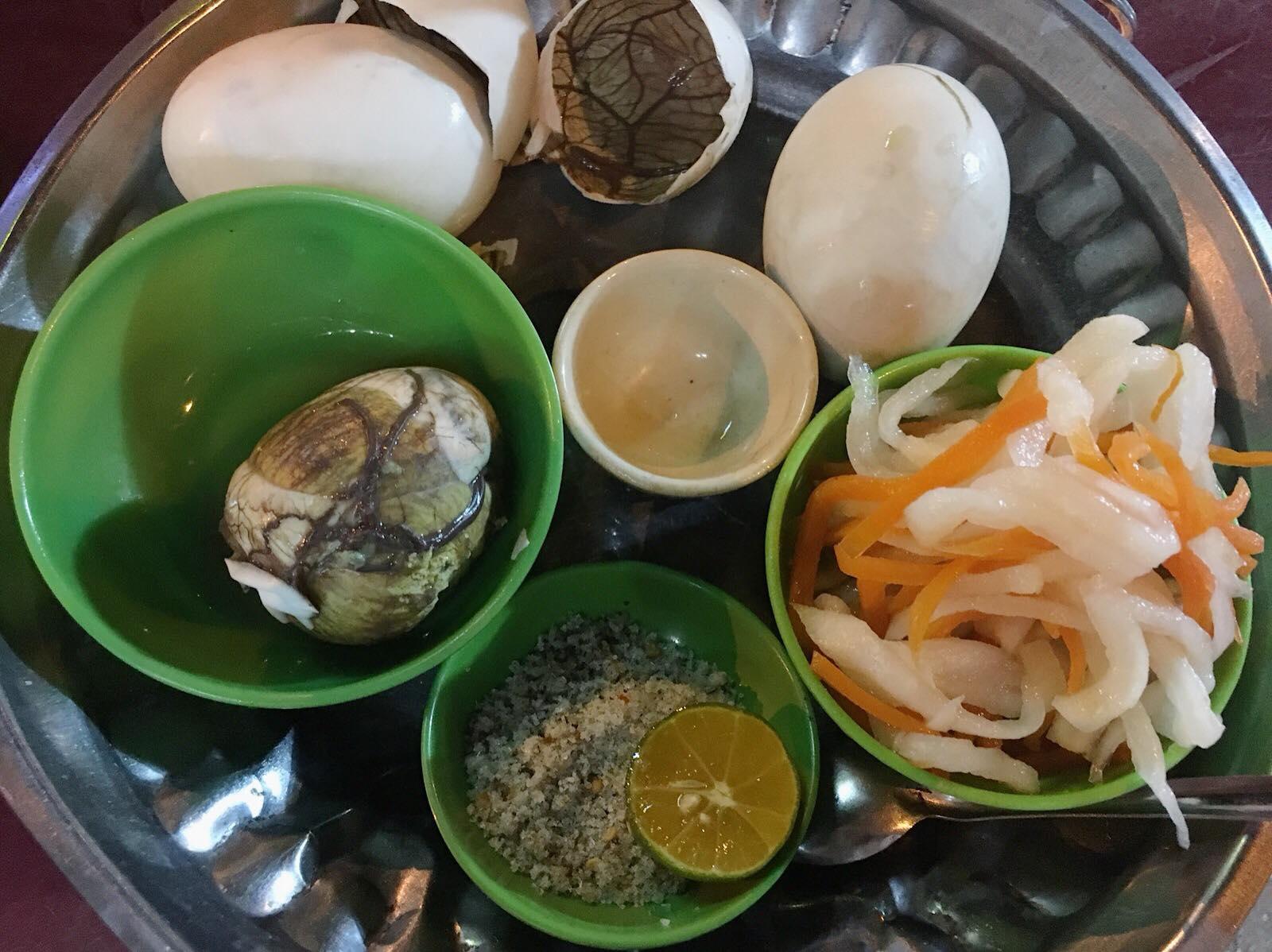 Balut, HCMC