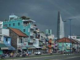 Ho Chi Minh City in November