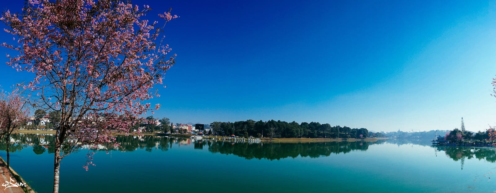 Ho Xuan Huong Lake, Da Lat