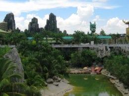 Khu Du Lich Dai Nam- Binh Duong