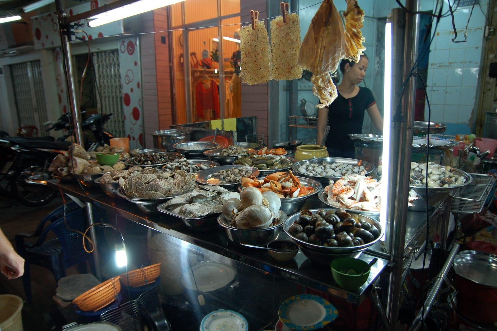 Snail street, Ho Chi Minh