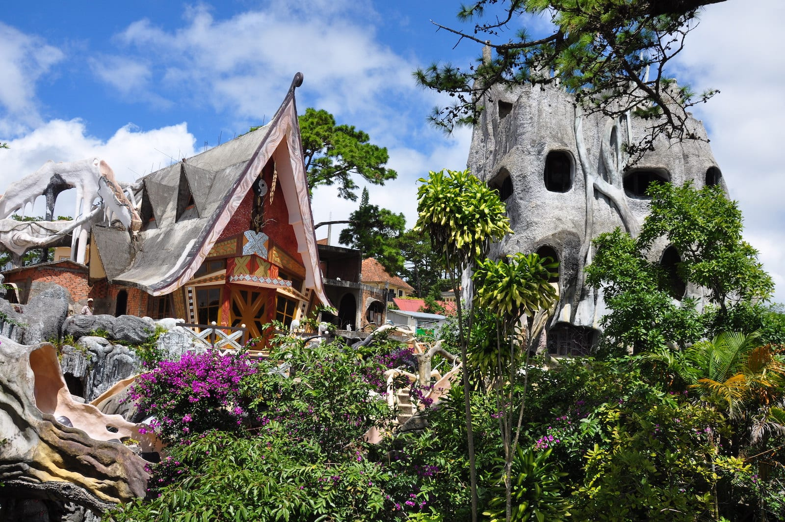 The Crazy House, Dalat