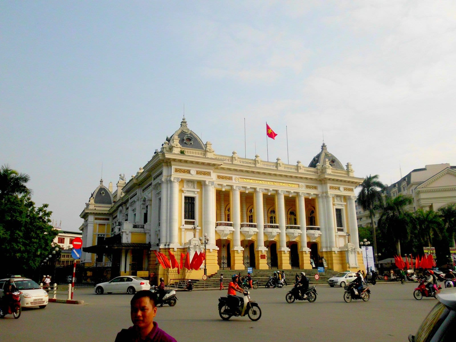 Hanoi Opera House in December, Ha Noi