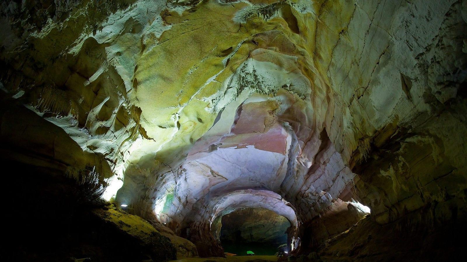 Phong Nha Caves Phong Nha-Ke Bhang National Park