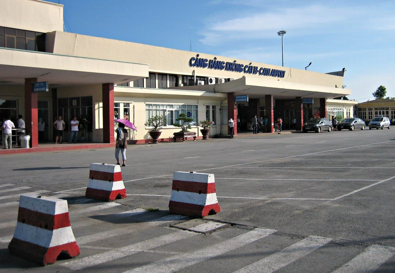 Hai Phong Vietnam Cat Bi Airport