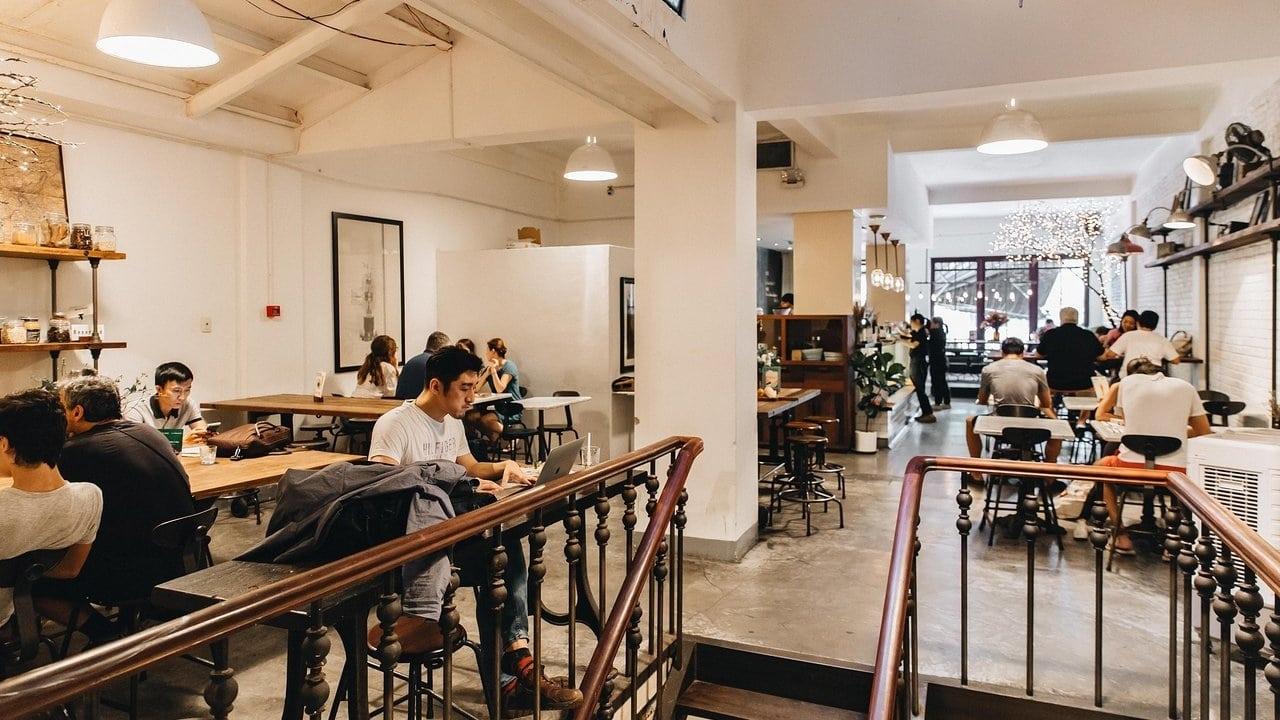 L'usine Cafe Ho Chi Minh City