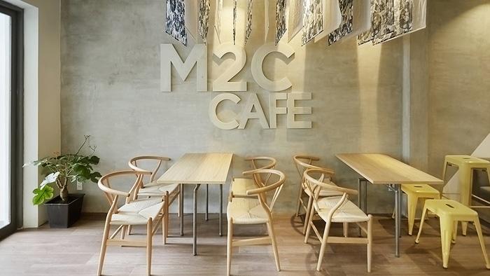M2C Cafe Ho Chi Minh City