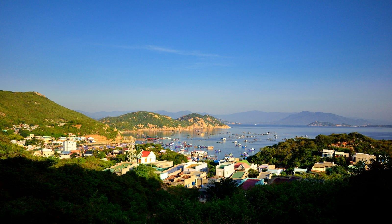Binh Ba Island, Vietnam